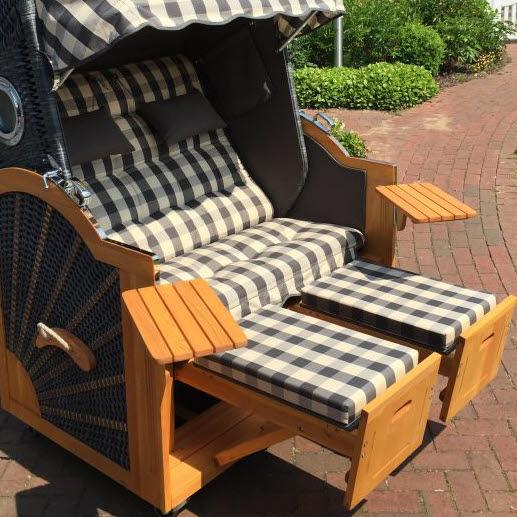 strandkorb prie die extraklasse strandk rbe aus deutschland. Black Bedroom Furniture Sets. Home Design Ideas